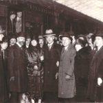 На вокзале Красин - коммерч предст в Париже 1925 (1)