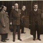 Портрет Эдуарда Эррио, приехавшего в Россию в 1922