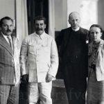 Роллан у Сталина