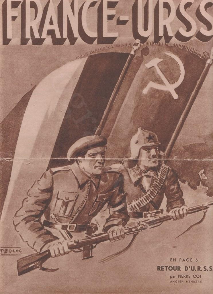 1943_Обложка Франс - Юрс - 1943