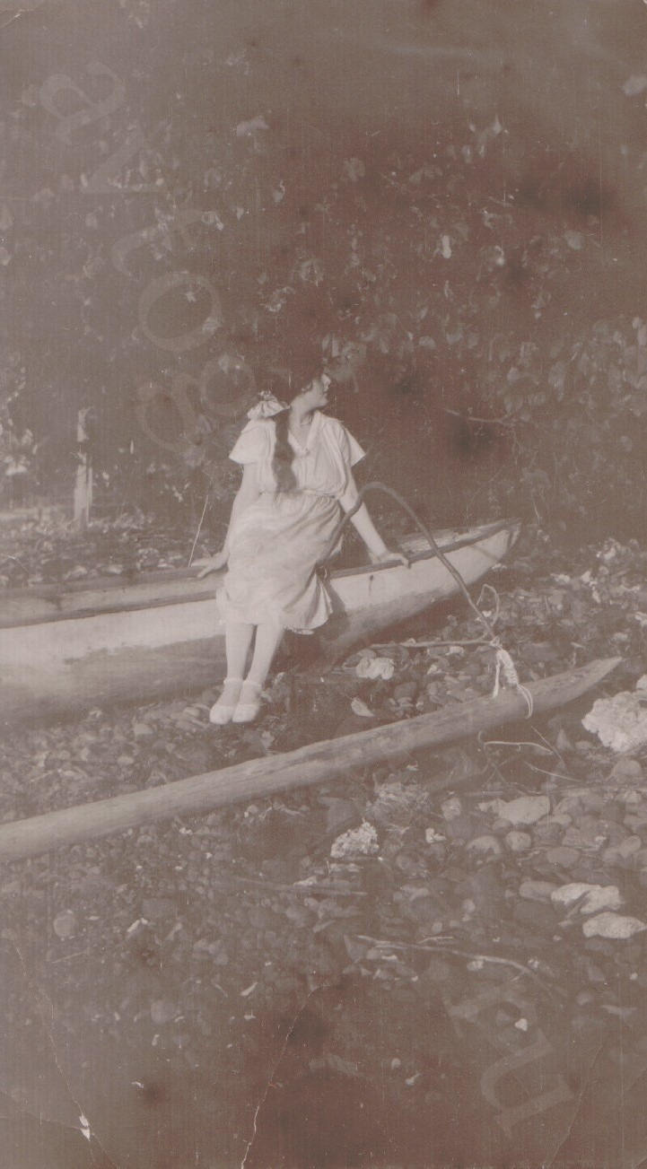 двенадцаптилетняя Эльза - 1908 год